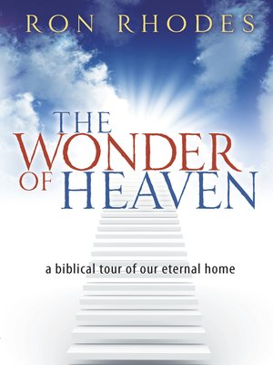 cover image of The Wonder of Heaven