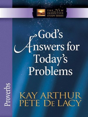 cover image of God's Answers for Today's Problems