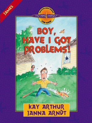 cover image of Boy, Have I Got Problems!