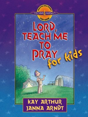 cover image of Lord, Teach Me to Pray for Kids