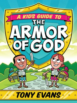 cover image of A Kid's Guide to the Armor of God