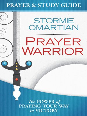 cover image of Prayer Warrior Prayer and Study Guide