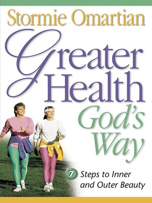 cover image of Greater Health God's Way