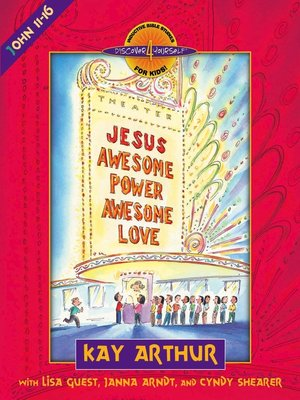 cover image of Jesus—Awesome Power, Awesome Love