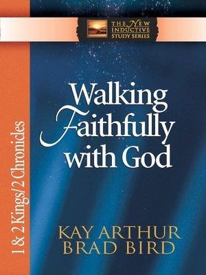 cover image of Walking Faithfully with God