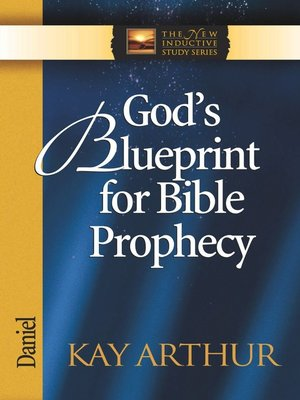 cover image of God's Blueprint for Bible Prophecy