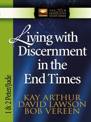 cover image of Living with Discernment in the End Times