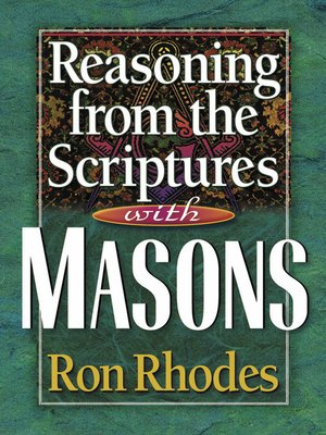 cover image of Reasoning from the Scriptures with Masons