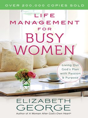 cover image of Life Management for Busy Women