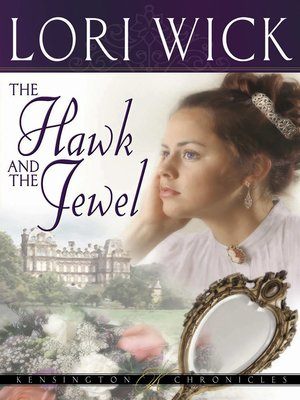 cover image of The Hawk and the Jewel