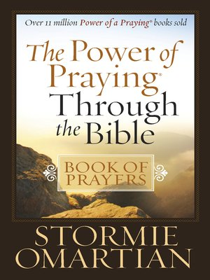 cover image of The Power of Praying® Through the Bible Book of Prayers