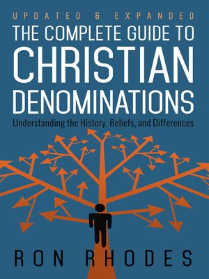 cover image of The Complete Guide to Christian Denominations