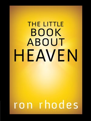 cover image of The Little Book about Heaven