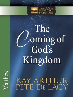 cover image of The Coming of God's Kingdom