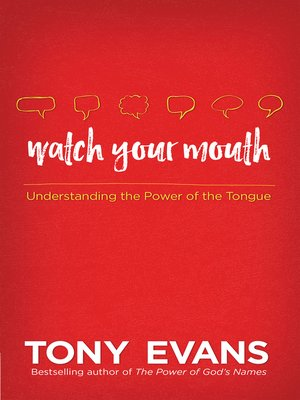 cover image of Watch Your Mouth