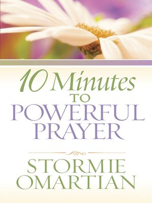 cover image of 10 Minutes to Powerful Prayer
