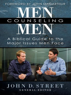 cover image of Men Counseling Men