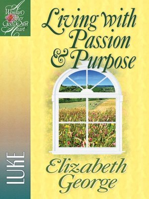 cover image of Living with Passion and Purpose