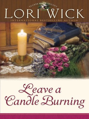 cover image of Leave a Candle Burning