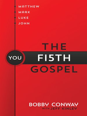 The fifth gospel by bobby conway overdrive rakuten overdrive the fifth gospel matthew fandeluxe Choice Image