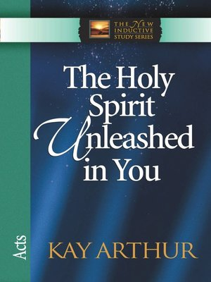 cover image of Holy Spirit Unleashed in You