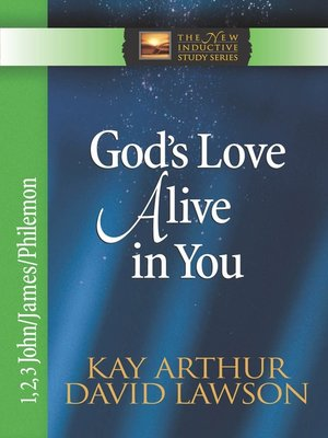 cover image of God's Love Alive in You