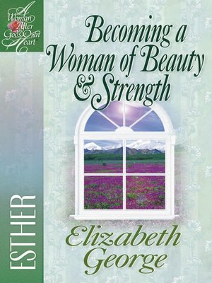 cover image of Becoming a Woman of Beauty and Strength