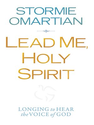 cover image of Lead Me, Holy Spirit
