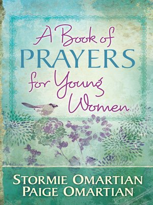 cover image of A Book of Prayers for Young Women