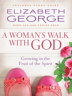 cover image of A Woman's Walk with God