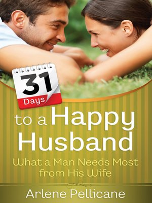 cover image of 31 Days to a Happy Husband