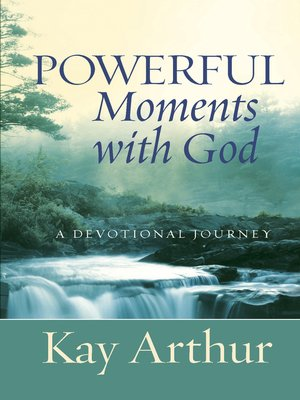 cover image of Powerful Moments with God
