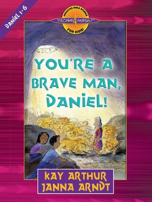 cover image of You're a Brave Man, Daniel!
