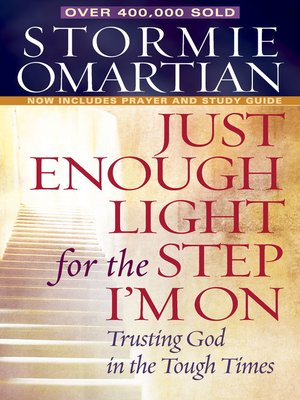 cover image of Just Enough Light for the Step I'm On