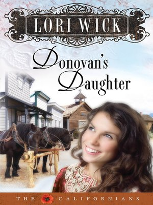 cover image of Donovan's Daughter