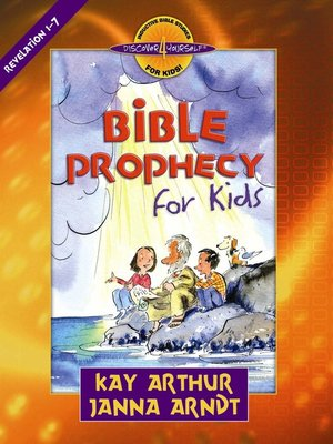 cover image of Bible Prophecy for Kids