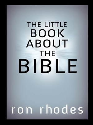 cover image of The Little Book about the Bible
