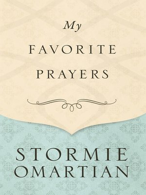 cover image of My Favorite Prayers