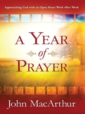 cover image of A Year of Prayer