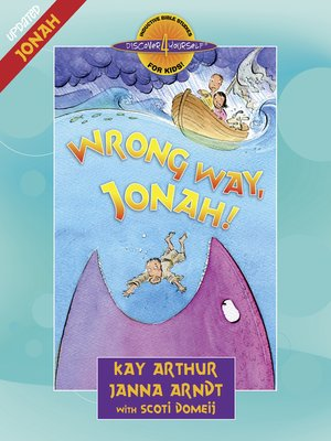 cover image of Wrong Way, Jonah!