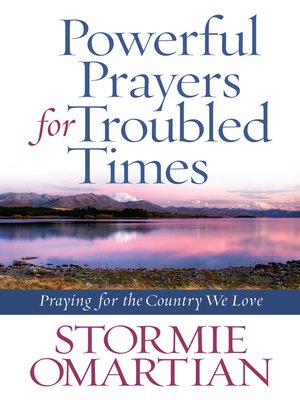 cover image of Powerful Prayers for Troubled Times