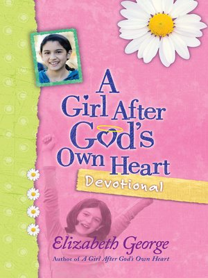 cover image of A Girl After God's Own Heart Devotional
