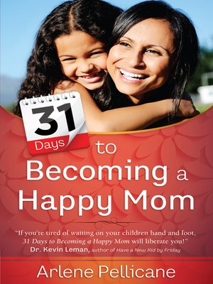 cover image of 31 Days to Becoming a Happy Mom