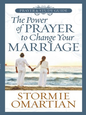 cover image of The Power of Prayer™ to Change Your Marriage Prayer and Study Guide