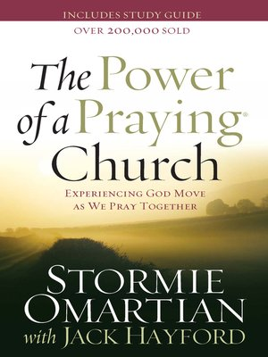 cover image of The Power of a Praying® Church