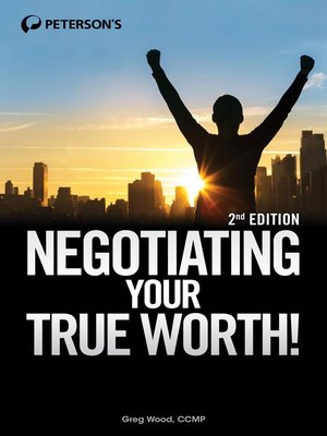 cover image of Negotiating Your True Worth!