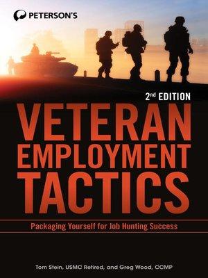 cover image of Veteran Employment Tactics
