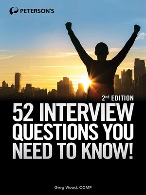 cover image of 52 Interview Questions You Need to Know!