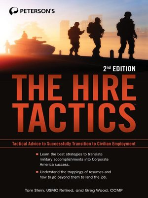 cover image of The Hire Tactics