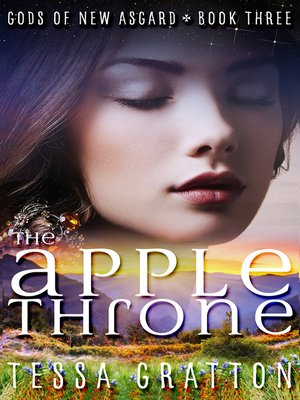 cover image of The Apple Throne